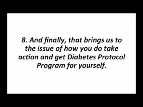 Diabetes Protocol Review - Shocking Truth
