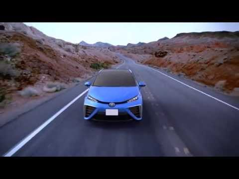 Toyota Fuel Cell Vehicle 2014