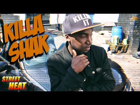 Killa Shak - #StreetHeat Freestyle [@DrealkillaOCB] | Link Up TV