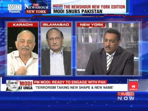 The Newshour Debate from New York: The Narendra Modi at UN analysis - Part 3 (27th September 2014)