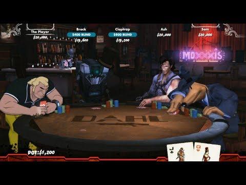 Telltale Games Poker Night 2