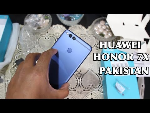Huawei Honor 7x Unboxing | The Real Deal!