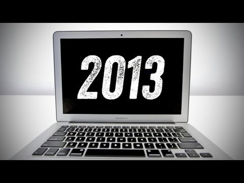 MacBook Air Unboxing (13-inch MacBook Air 2013 Unboxing - Haswell)