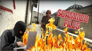 The Scammer Files #2 - fUSHIN