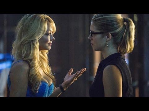 Arrow: Felicity's Mom