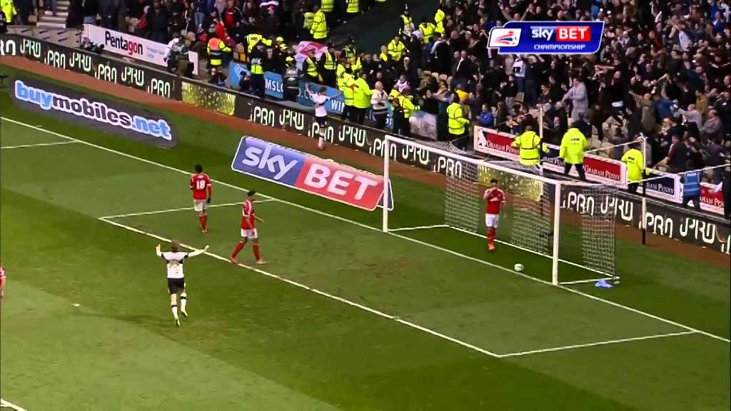 DERBY COUNTY 5-0 NOTTINGHAM FOREST | Match Highlights - YouTube