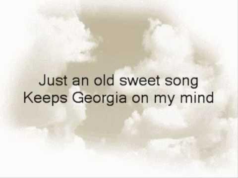 Georgia On My Mind (Ray Charles cover)