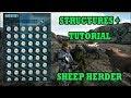 Ark: Survival Evolved - Structures Plus Tutorial - Sheep Herder