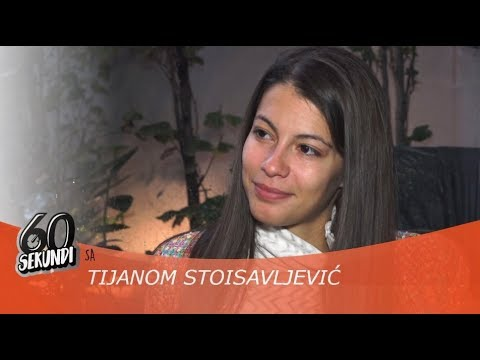Tijana Stoisavljević, internacionalni model