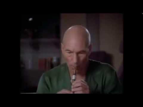 Picard Make it so Youtube Jean-luc Picard Sings Make it