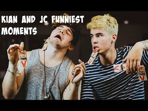 Kian and Jc Funniest Moments 2015