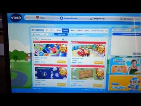 Innotab - How to Add Games (Claim Your Free Games!)