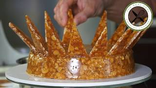 How To Make Croquembouche Part1 – Bruno Albouze – THE REAL DEAL