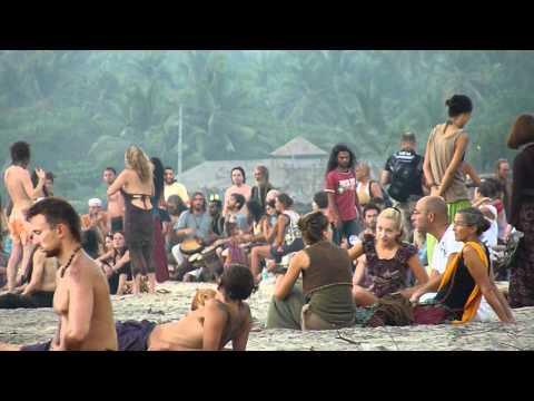 Hippie Beach in Arambol (Goa)