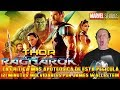 Thor Ragnarok - Thor 3 (2017) critica de James Wallestein