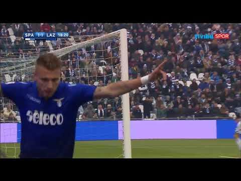 Serie A 20. Hafta   SPAL 2-5 Lazio Maç Özeti