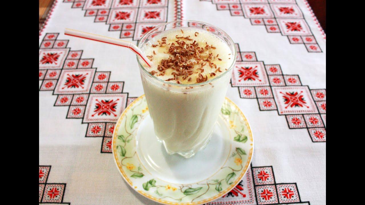 Как сделать молочный коктейль дома рецепт