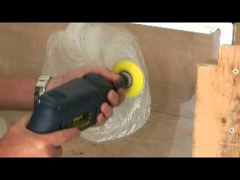 glass scratches removal restoration youtube. Black Bedroom Furniture Sets. Home Design Ideas