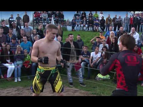 Боксер против Стажера, второй бой на Финале