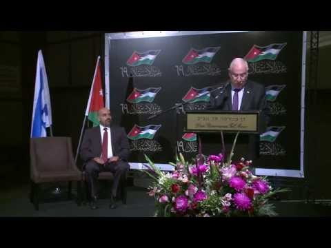 President Rivlin addresses reception in honor of Jordanian Independence Day