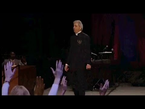 Benny Hinn Speaking in Tongues on Conference