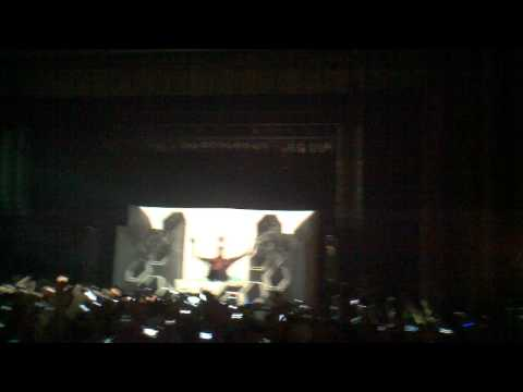 Skrillex: Cinema 2: Congress Theater Chicago Nov 11th 2011