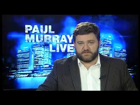 Paul Murray Live - Hypocritical Politics