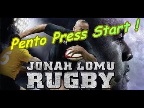 PENTO PRESS START : Test Jonah Lomu Rugby Challenge