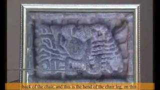 An archeological stone has moses PBUH & anti christ in it part 2