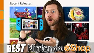 10 Nintendo Switch eShop Games Worth Buying - Episode 15