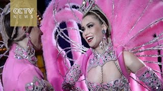 What is it like to be a Moulin Rouge dancer?
