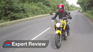 2015 Honda CB125F bike review