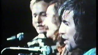 C,S & N - Marrakesh Express & Blackbird - Woodstock '69