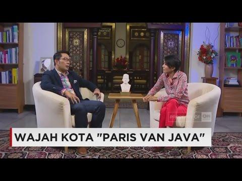 Wajah Kota 'Paris Van Java' - Insight With Desi Anwar - Ridwan Kamil