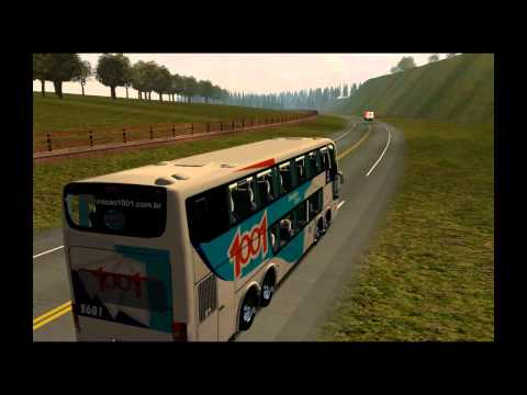 18 Wheels of Steel American Long Haul - ModBus Ultimate V 1.1 (Beta) HD 6