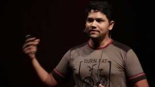 Reclaiming Dhaka's streets: one bicycle at a time: Mozammel Haque at TEDxDhaka