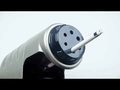 What Happens If You Sharpen an Apple Pencil?