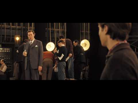 Me and Orson Welles Official US Trailer Video