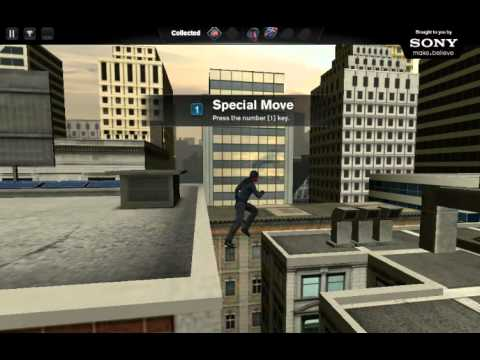 Lets Play The Amazing Spider-Man Online Movie Game Part 1