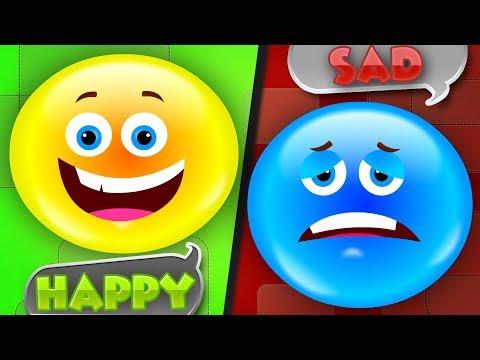 emotions song nursery rhymes original song kids songs baby videos Kids Tv Nursery Rhymes S02EP13