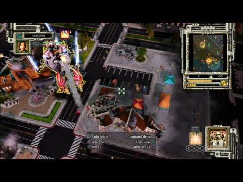 C&C: Red Alert 3 PS3 Video Preview by GameSpot