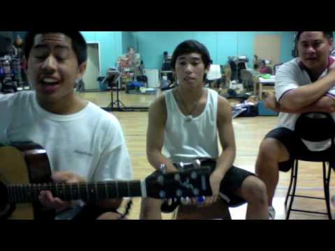 Nick and Nj - I Love You (cover)