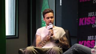 Liam Payne talks his son, New Music, Netflix and More!!!