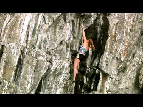 Deep Water Soloing - HD