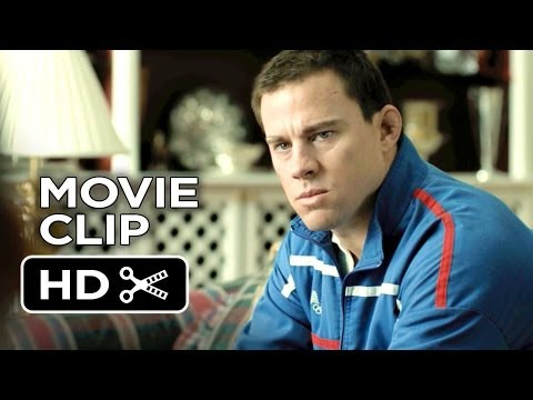 Foxcatcher Movie CLIP - I Want To Win The Gold (2014) - Steve Carell Movie HD