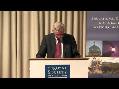 Royal Society of Edinburgh   Independence Debate 2   Defence and International Relations