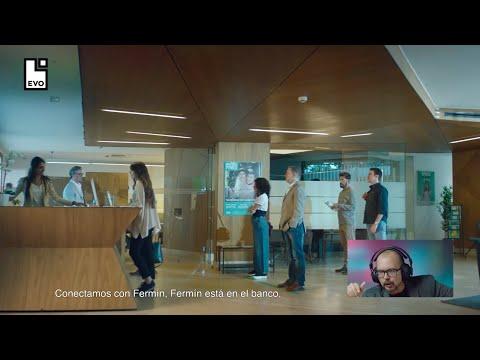 EVO Banco reivindica la facilidad tecnológica