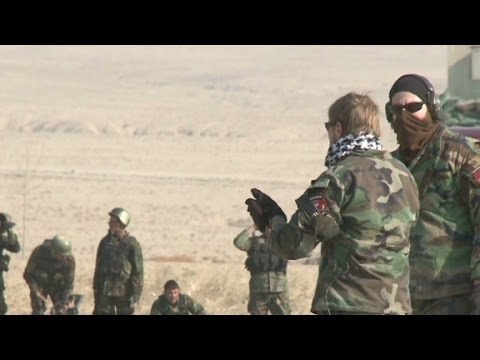 9,800 troops to remain past 2014 in Afghanistan