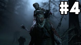 A TINY MAN WANTS TO CRUCIFY ME!   Outlast II Part 4