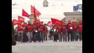 Жителей города кроме традиционных митингов и демонстраций ждут концерты